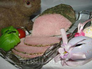 Wielkanocna szynka po staropolsku