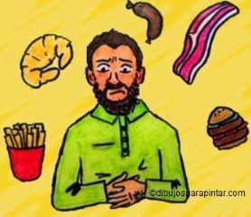 Dieta para ataque de cálculos biliares o cólico