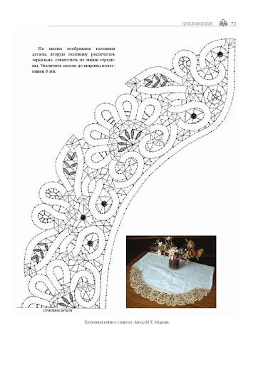 Fundamentals of Vologda lace a teaching aid. No. A. The coupling technique of weaving - lini diaz - Picasa Web Albums