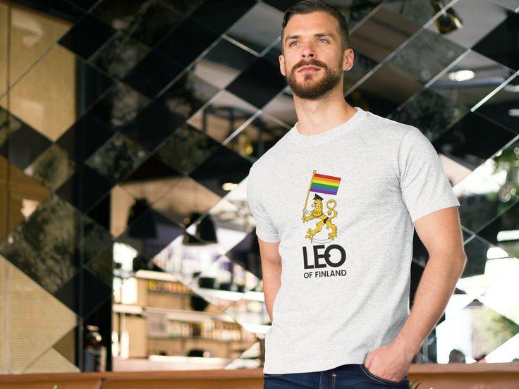 Ole pride ole homopride. Pistä päälle LEO of Finlandin pridepaita ja olet kuuminta hottia ja flaksi käy päätöspileissä. Tästä myös versio ilman tekstiä.  #pride #homopride #gaypride #suomi #finland #suomalainen #finnish #parody #leooffinland #tshirt #huumoripaita #huumoripaidat #sateenkaariväki #sateenkaarilippu #helsinkipride #tamperepride #hauska
