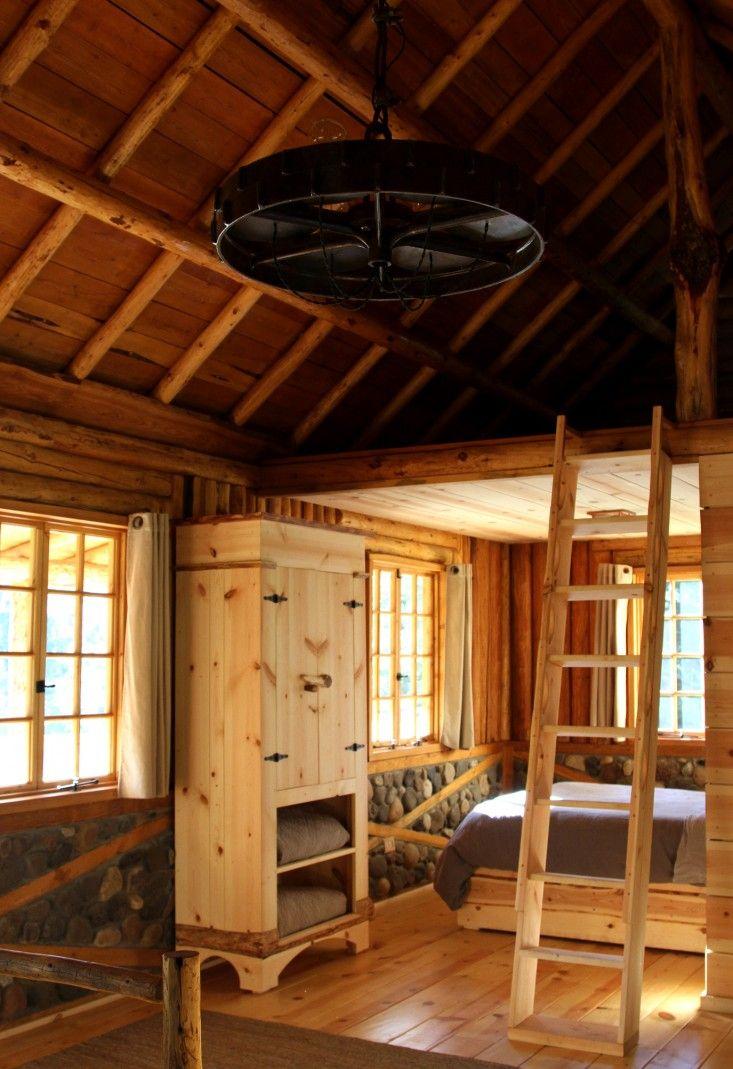 the Minam River Lodge, Eagle Cap Wilderness, OR