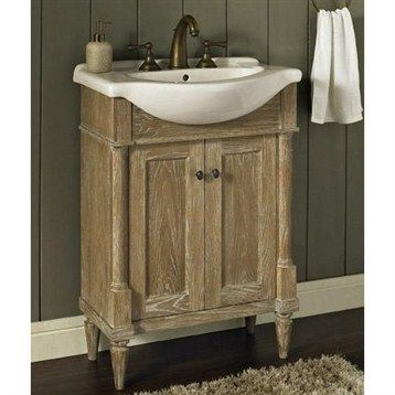 Fairmont Designs Rustic Chic 26 Quot Vanity Amp Sink Set