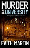 #10: MURDER AT THE UNIVERSITY a gripping crime mystery full of twists