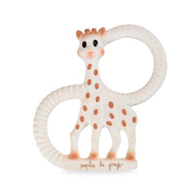 Sophie Giraffe Teether - buybuyBaby.com