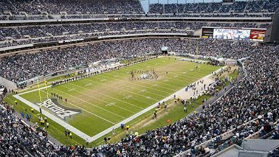 Philadelphia #Eagles Luxury Suite Rentals at Lincoln Financial Field - Schedule: #Falcons #Cowboys #Panthers #Bengals #Redskins