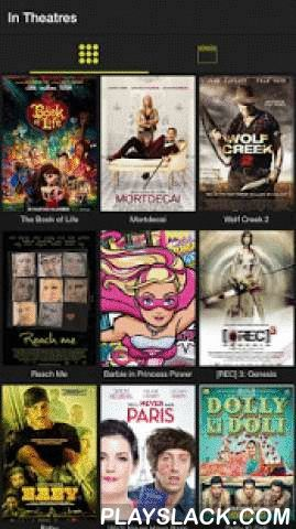 Uski - Bahrain Cinema  Android App - playslack.com ,  YOUR MOVIE TICKETS IN ONE PLACE!Uski allows you to access movie showtimes, trailers, reviews and ratings of movies across the Kingdom of Bahrain at no cost, you can even book your tickets, all without even waiting in a long long queue.### GET IN TOUCH ### facebook.com/UskiApptwitter.com/UskiAppinstagram.com/UskiAppuski.co© Uski Studios, Inc.