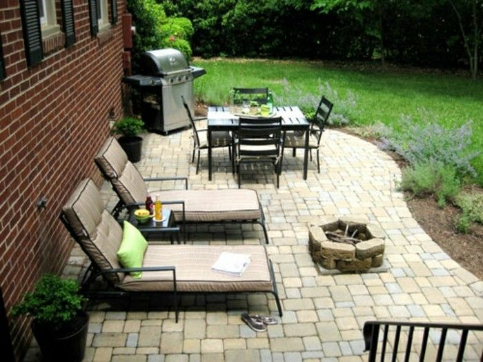 30 best Paving Ideas images on Pinterest Flooring ideas, Paving - loungemobel garten modern