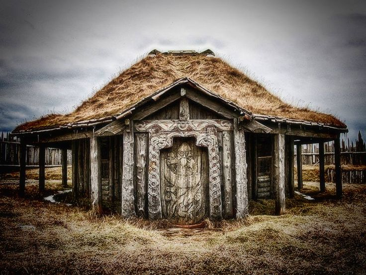 Mead Hall: #Viking #house.                                                                                                                                                     More