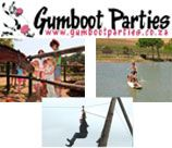 GUMBOOT PARTIES offer a unique opportunity for children to experience real farm life or for the more adventurous – survivor type challenges. Some activities include, Tractor Rides, Feeding of Animals or participate in a Scavenger Hunt.
