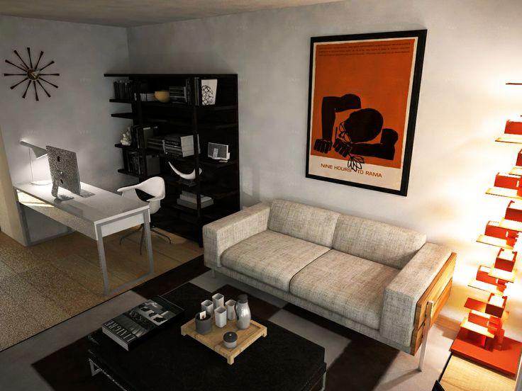 SSphere Online Design Magazine Editor Re Designed This 2 Room BTO HDB Flat  In Sengkang