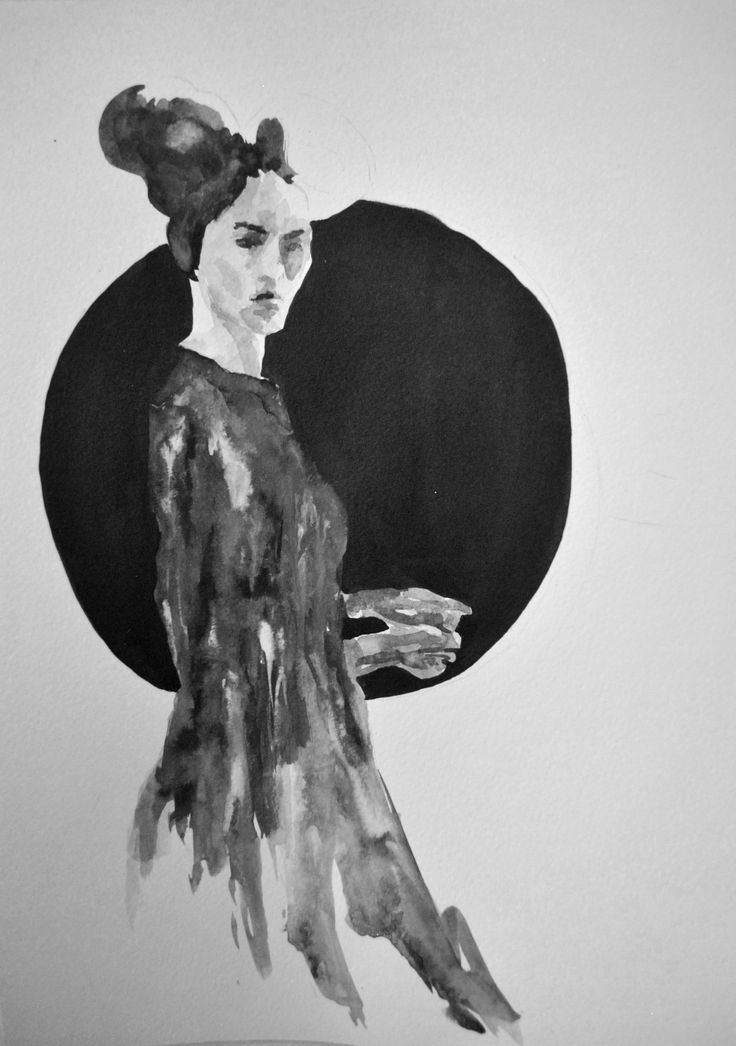 by valentini mavrodoglou ink on fabrianno paper #art #femaleartist  #valentinimavrodoglou #blackandwhiteart