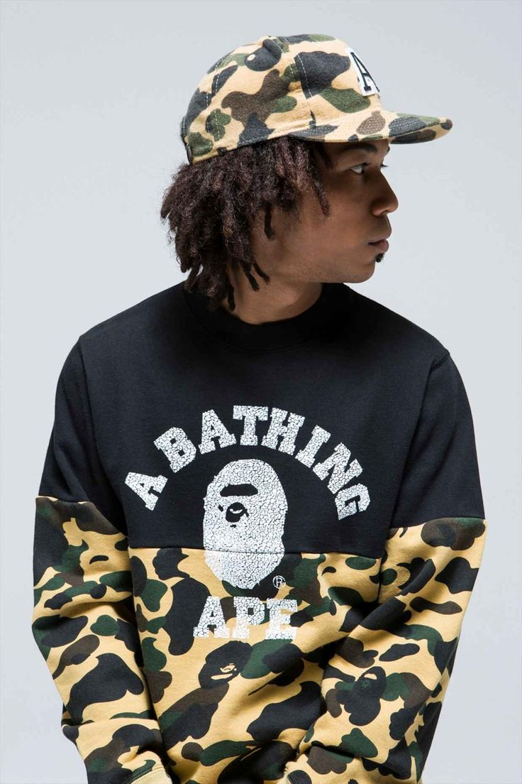 Photo: A Bathing Ape|| Follow @filetlondon for more street wear #filetlondon