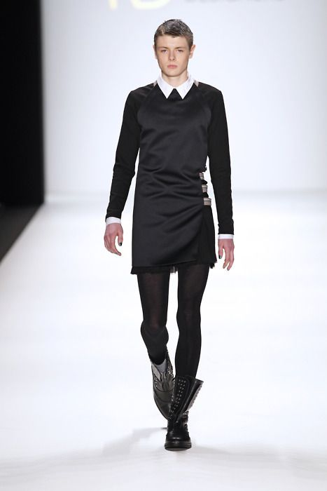 Twenty(2)too A/W 2012/13. A stunning look for a guy if only it was socially acceptable...he looks fab in it all!