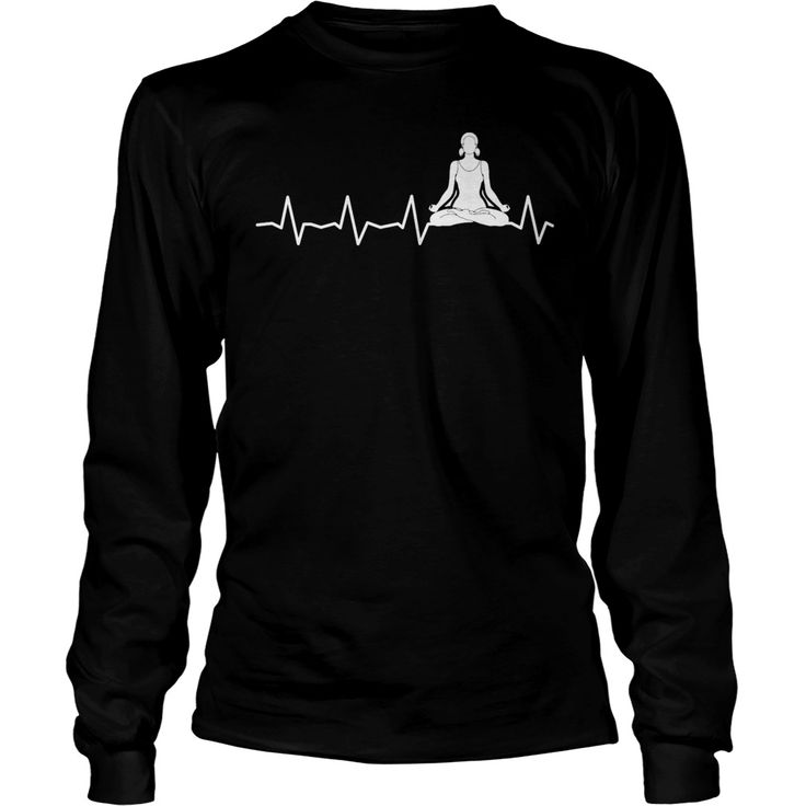 #Yoga Heartbeat T-Shirt, Order HERE ==> https://www.sunfrog.com/Names/142934252-1124520310.html?29538, Please tag & share with your friends who would love it, workouts challenge, fitness hombres, fitness male #architecture #cars #motorcycles  #yoga poses hot, easy yoga poses, yoga poses for abs #chemistry #rottweiler #family #architecture #art #cars #motorcycles #celebrities #DIY #crafts #design #education