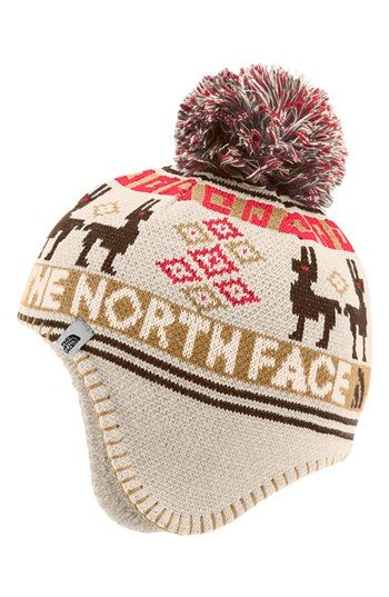 The North Face 'Baby Llama' Beanie (Baby)   Nordstrom