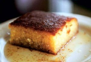 Samali is a semolina based traditional Greek dessert. It has a rich flavour of mastic and it is perfect when served with ice cream especially vanilla or kaimaki, a mastic flavored ice cream Easy to...