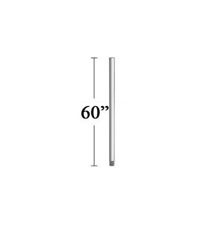 """MinkaAire MA DR560 60"""" DR5 Series Downrod Old World Bronze Ceiling Fan Accessories Downrods Downrods"""