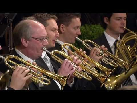 New Year's Concert 2009 Daniel Barenboim