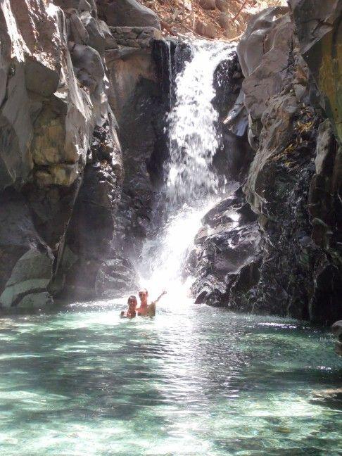 El Manto, Nayarit Mexico