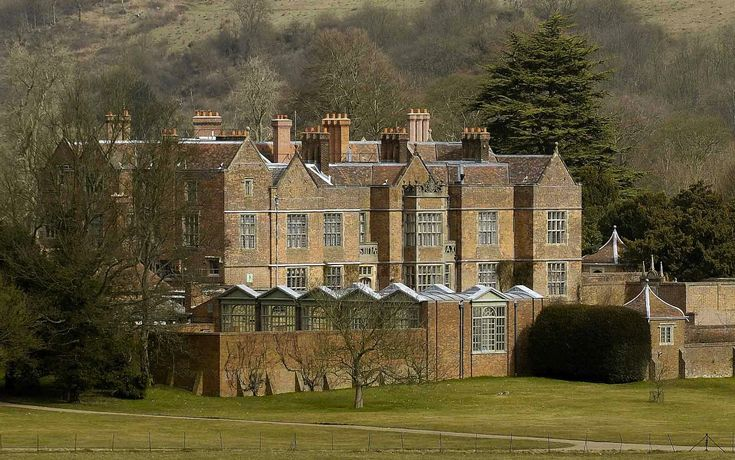 Chequers, or Chequers Court, is the country house of the Prime Minister of the United Kingdom. A 16th-century manor house in origin, it is located near the village of Ellesborough, halfway between Princes Risborough and Wendover in Buckinghamshire, England, at the foot of the Chiltern Hills. It is about 65 km or 40 miles northwest of central London. Chequers has been the country home of the Prime Minister since 1921. The house is listed Grade I on the National Heritage List for England.