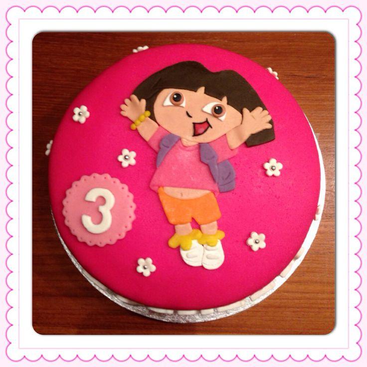 Dora cake