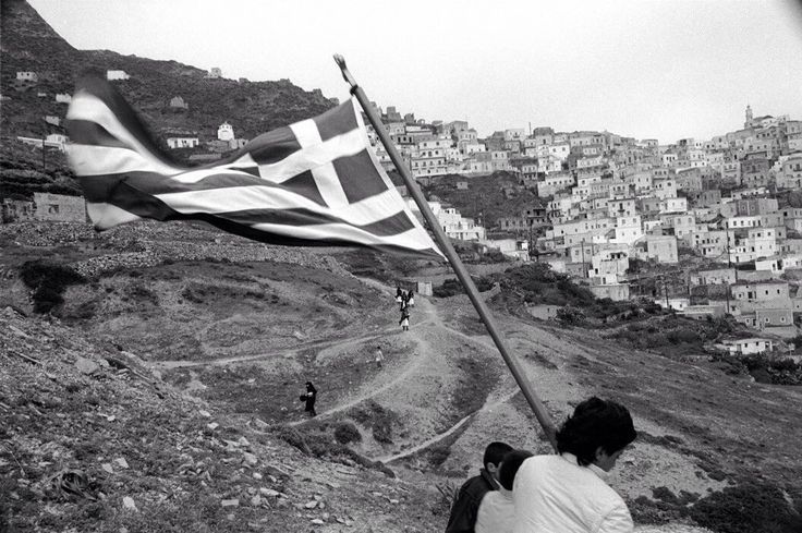 Κάρπαθος,στην Ολυμπο το 1988.φωτ.Νίκος Οικονομόπουλος