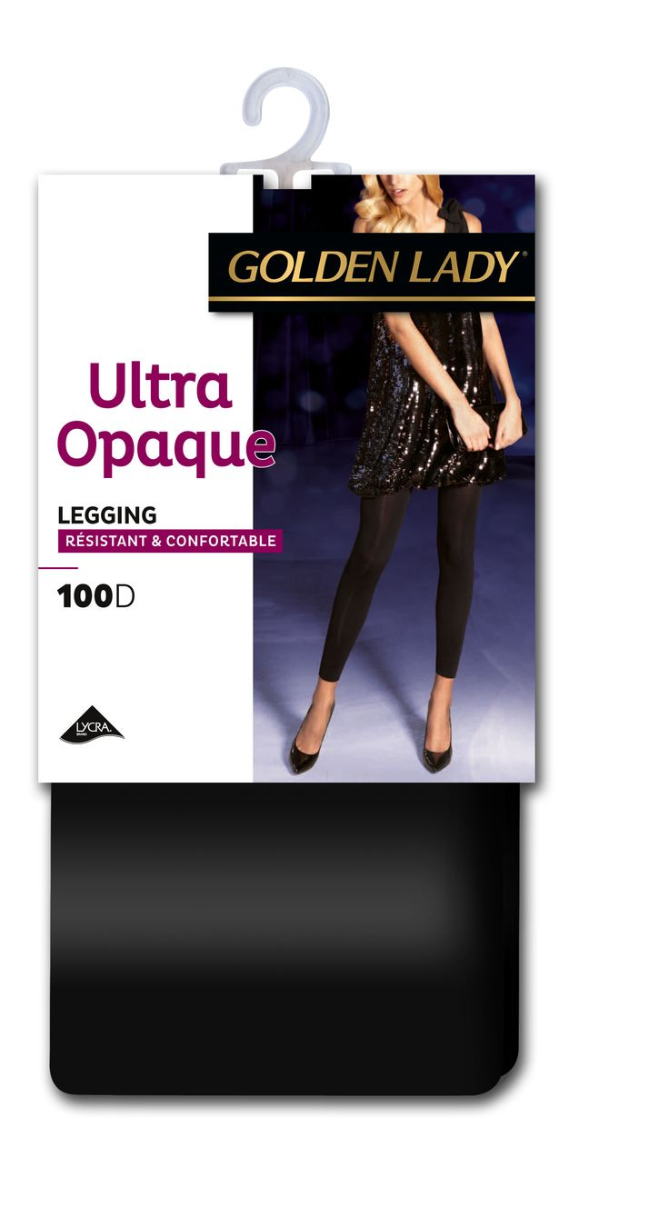 Legging ultra-opaque de Golden Lady sur collant.fr
