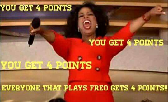 Fremantle Dockers If you play them then you're guaranteed 4 points