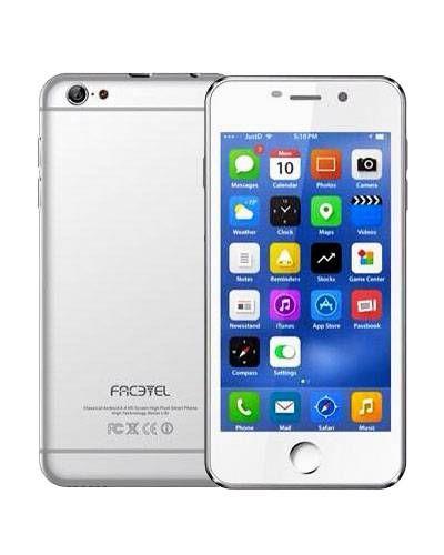 facetel a6 dual sim dual cam 4 5 ips free next day. Black Bedroom Furniture Sets. Home Design Ideas