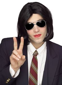 Im Bad Wig with Sunglasses