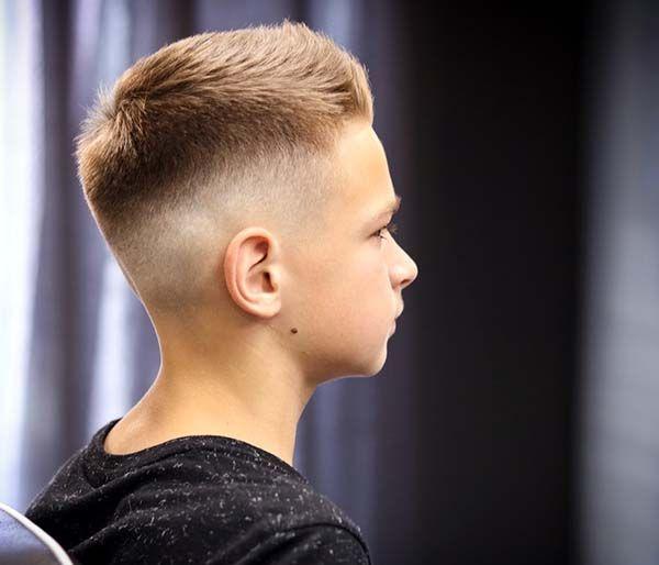 Frisuren Jungs Popular Stil 2020 Jungs Frisuren Kinder Haarschnitte Jungs