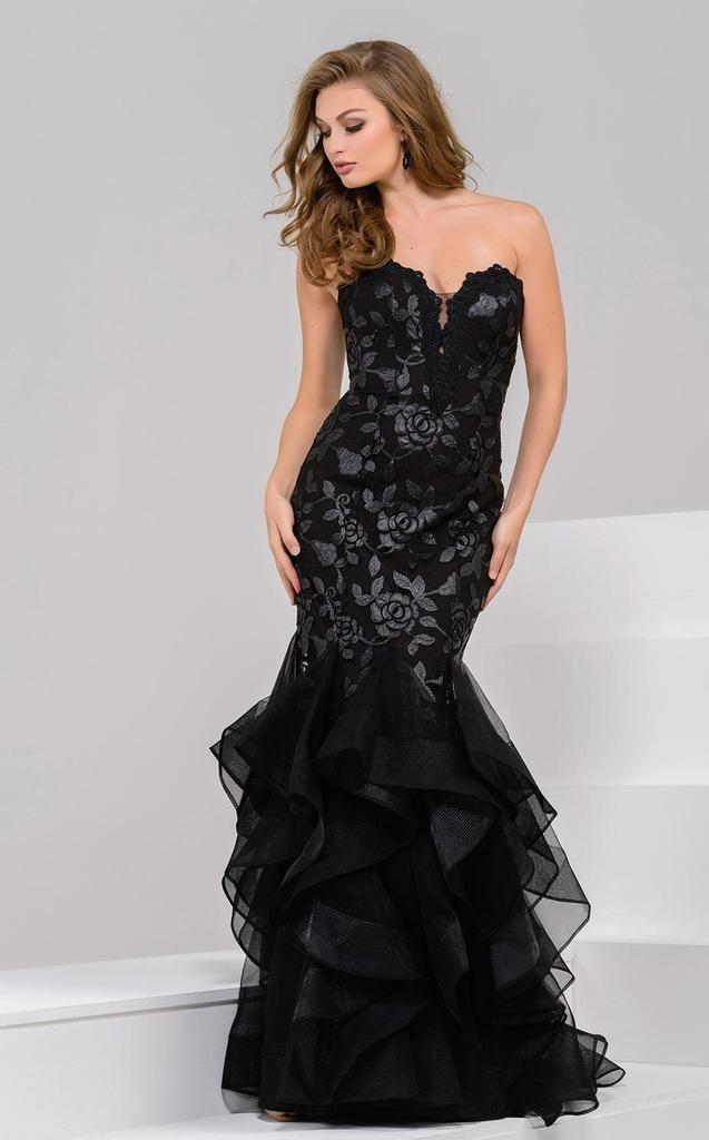 6069261d2450 Jovani 37291. Jovani 37291 Strapless Sweetheart Neckline, Strapless Dress  Formal, Evening ...