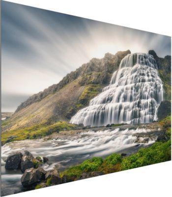 Alu Dibond Bild - Dynjandi Wasserfall - Quer 2:3 80x120-55.00-PP-ADB-WH Jetzt bestellen unter: https://moebel.ladendirekt.de/dekoration/bilder-und-rahmen/bilder/?uid=07c8b096-f5b2-5feb-aed0-e60a948f841d&utm_source=pinterest&utm_medium=pin&utm_campaign=boards #heim #bilder #rahmen #dekoration