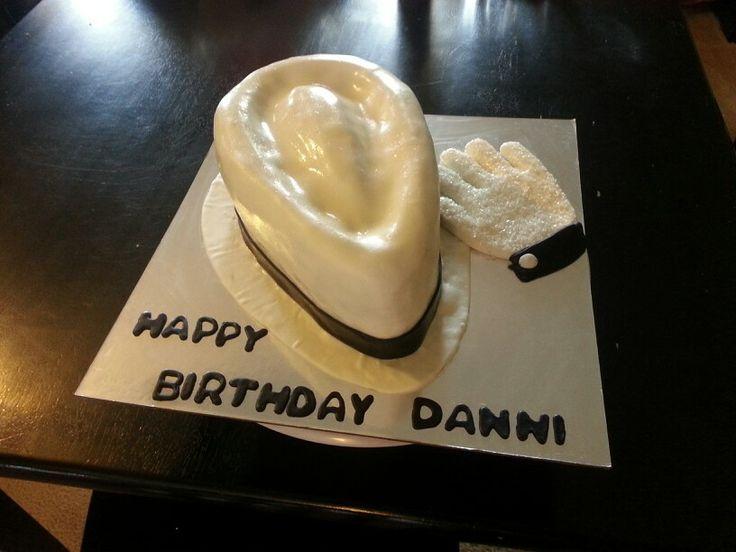Michael Jackson Birthday Cake by Sugar Sweet Crumbs  sugarsweetcrumbs@gmail.com