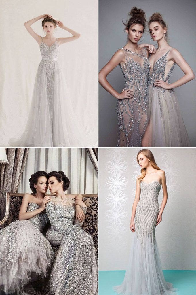 20 Glamorous Gowns Full of Sparkle and Shine!