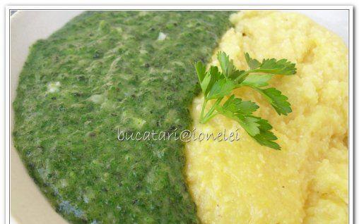 Retete Culinare - Mancarica cu urzici