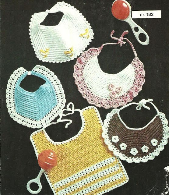 Bare Hæklehopla: Vintage hækleopskrifter