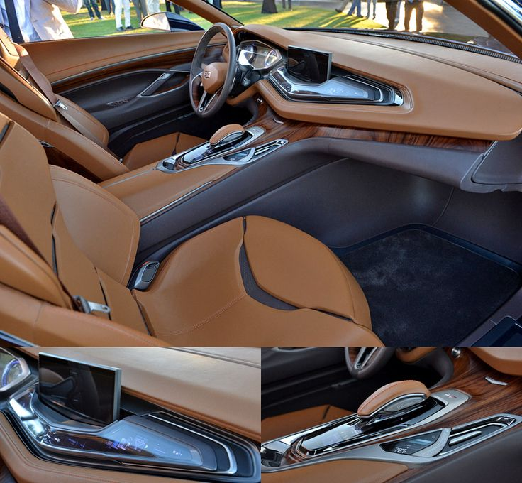 2014 Cadillac Elr Interior: 17 Best Images About Interiors On Pinterest