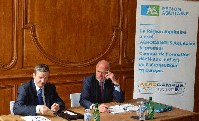 Alain Rousset mise sur les ETI pour ré-industrialiser l'Aquitaine