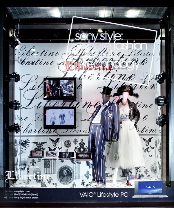 Sony Style, New York Photo: Richard Cadan, Brooklyn, N.Y.View Image Details