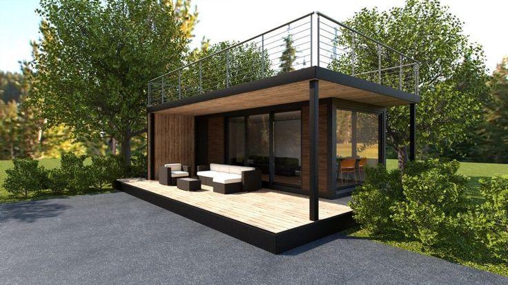 contdelux tempor rer verkaufsstand sanit r container. Black Bedroom Furniture Sets. Home Design Ideas