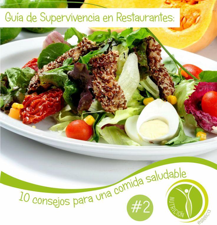 10 consejos para una comida saludable #2 NUTRICIONISTA LIMA