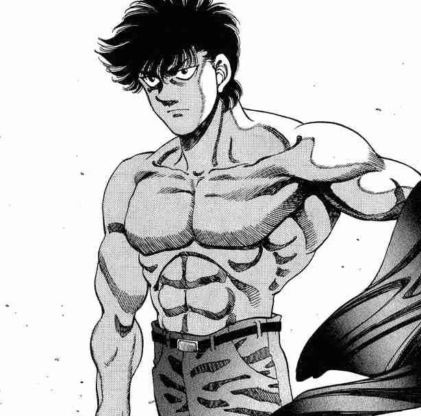 Sendo By Warriorangelxxx Hajime No Ippo Manga Comics Cartoon