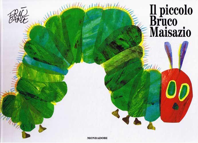 In arrivo DA 4 ANNI Il piccolo bruco mai sazio: La storia di un simpatico bruco che diventa farfalla! Un libro ideale per le prime letture, istruttivo e divertente, che grazie ai coloratissimi pop-up, rende irresistibile il bruchetto affamato... fino alla scintillante trasformazione finale. Mondadori