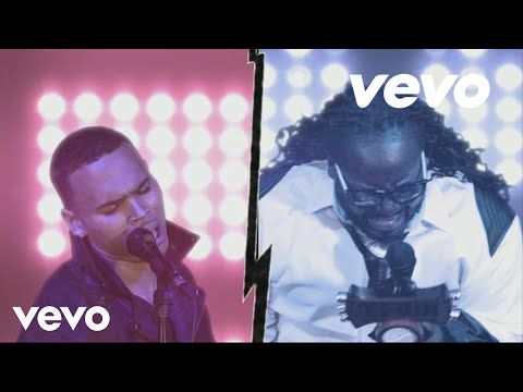 T-Pain - Best Love Song ft. Chris Brown