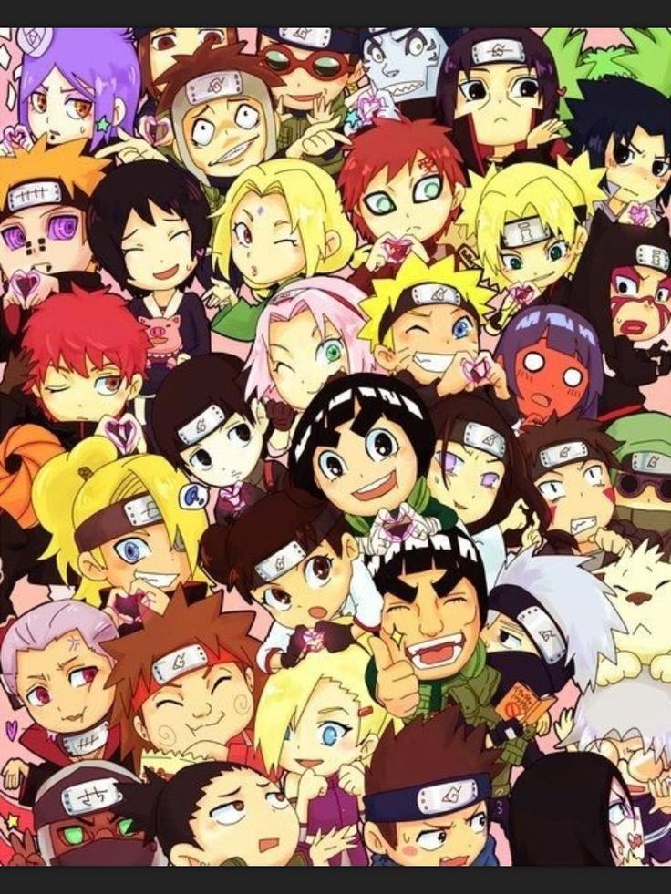 Naruto Chibi | Naruto | Pinterest | Naruto, Chibi and Anime