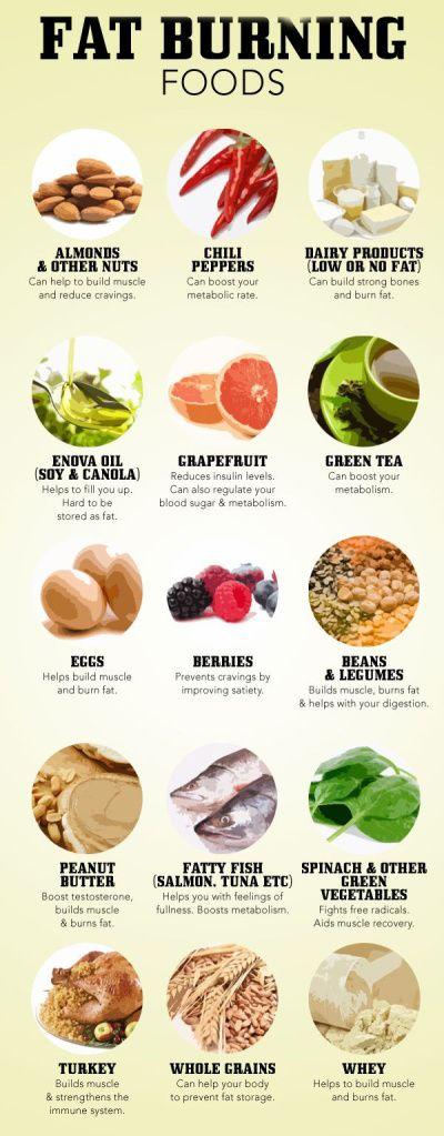 fat burning foods to help you lose weight