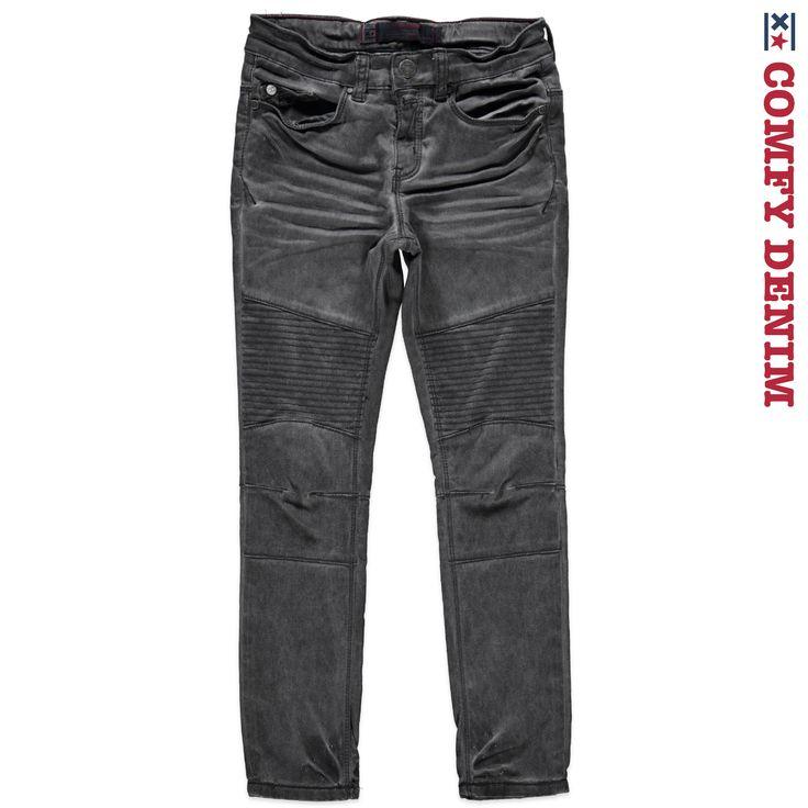 SUPURB 6232017 ASPHALT Vanaf € 64,99  dudes gekleurde jeans