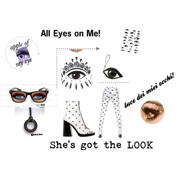 """""""All Eyes on Me"""" #outfit by Occhiondolo on #Polyvore http://www.polyvore.com/all_eyes_on_me/set?id=88798553"""
