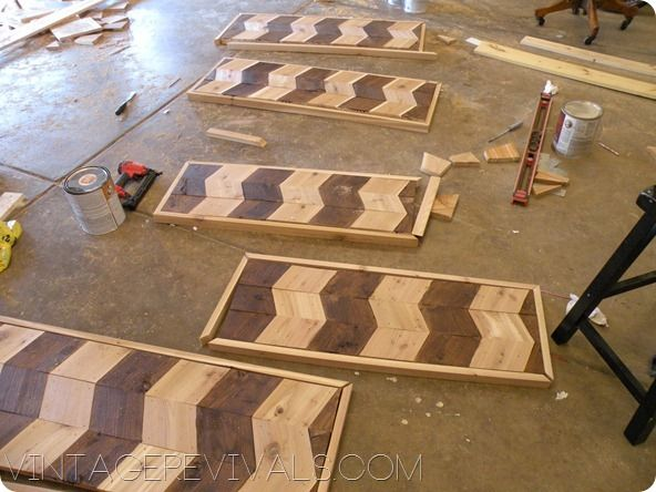6.25.2012    How To Build Herringbone/Chevron Shutters Part 2: Window Shutters, Herringbone Chevron Shutters, Piano Benches, Benches Prints, Building Herringbone Chevron, Diy Houses Shutters, Herringbone Shutters, 002, Diy Projects